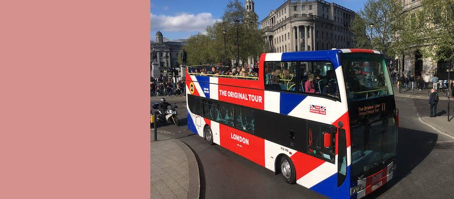Original London Sightseeing Tour, The Original London Visitor Centre, Leeds