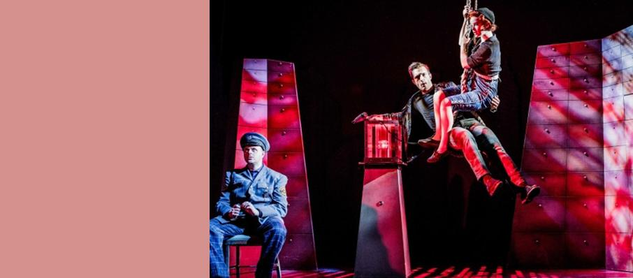 The Comedy About A Bank Robbery, Criterion Theatre, Leeds
