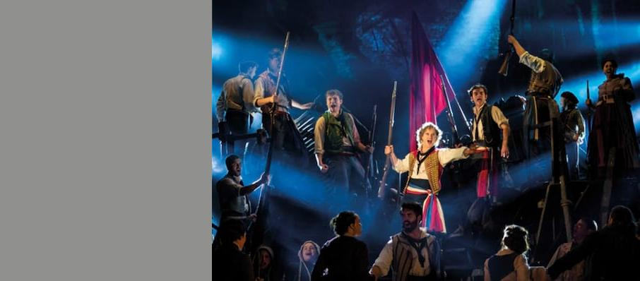 Les Miserables, Sondheim Theatre, Leeds