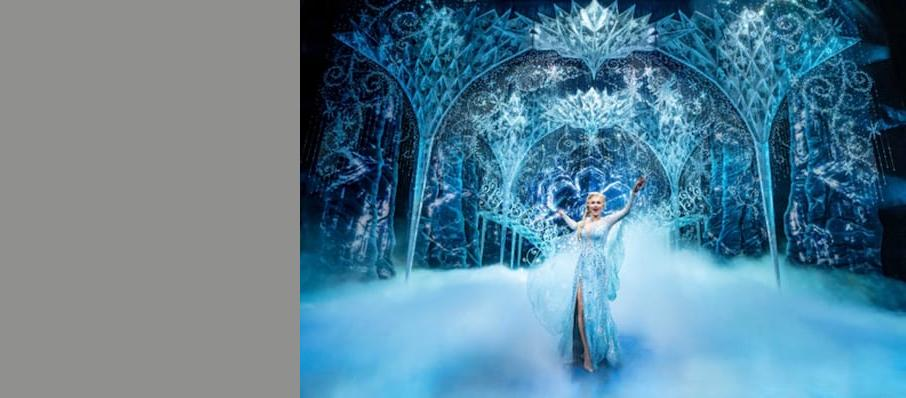 Disneys Frozen The Musical, Theatre Royal Drury Lane, Leeds