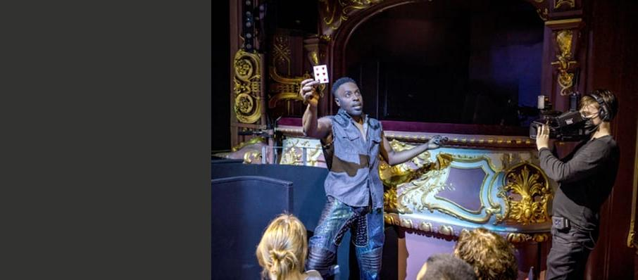 Magic Goes Wrong, Vaudeville Theatre, Leeds