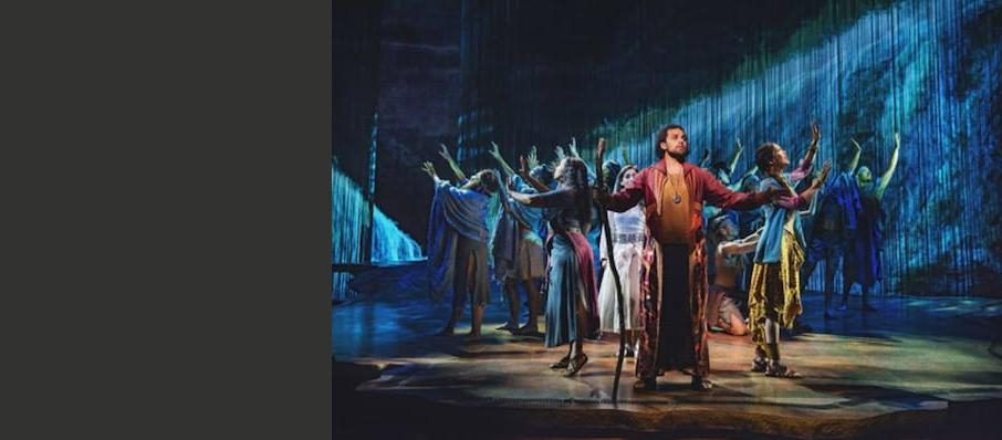 The Prince of Egypt, Dominion Theatre, Leeds
