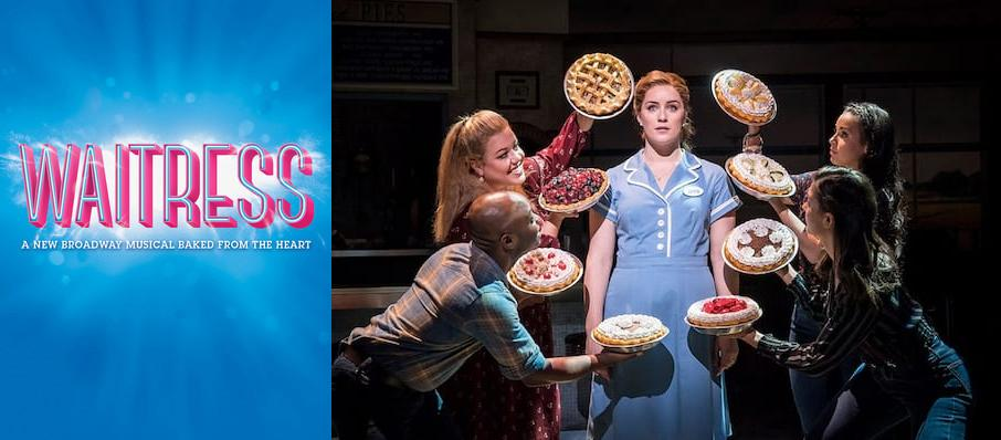 Waitress, New Wimbledon Theatre, Leeds