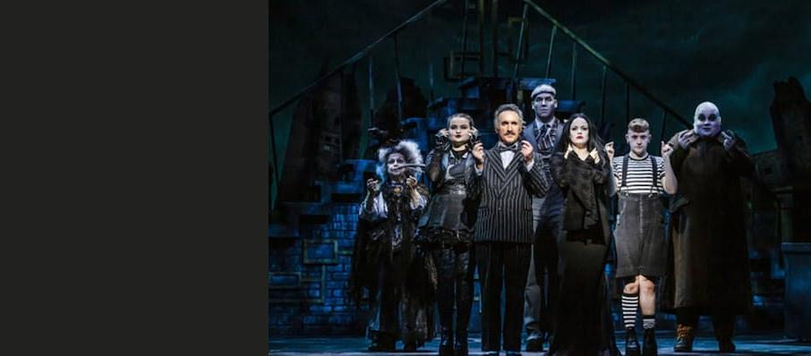 The Addams Family, Churchill Theatre, Leeds
