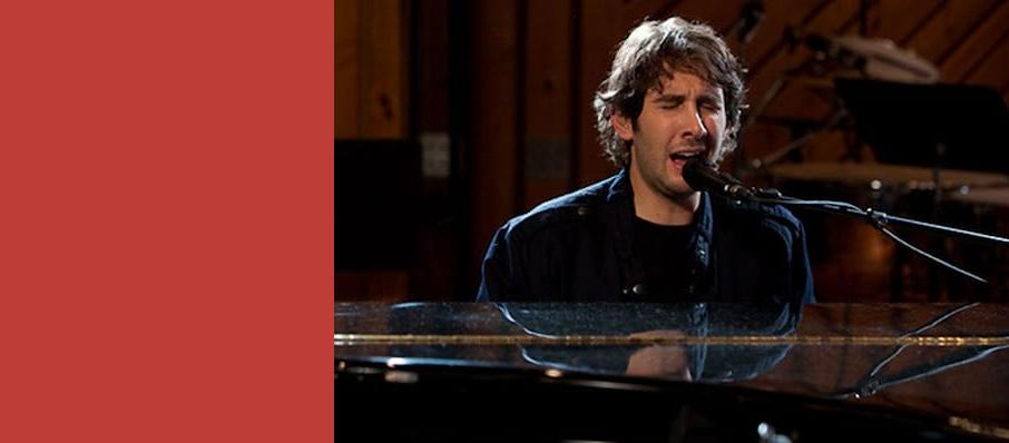 Josh Groban An Intimate Concert Event, Virtual Experiences for London, Leeds
