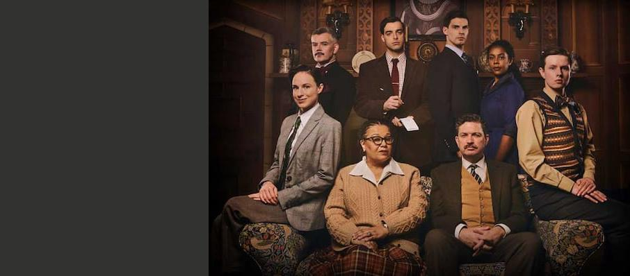 The Mousetrap, St Martins Theatre, Leeds