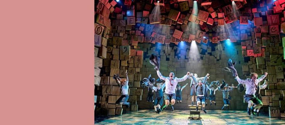 Matilda The Musical, Cambridge Theatre, Leeds